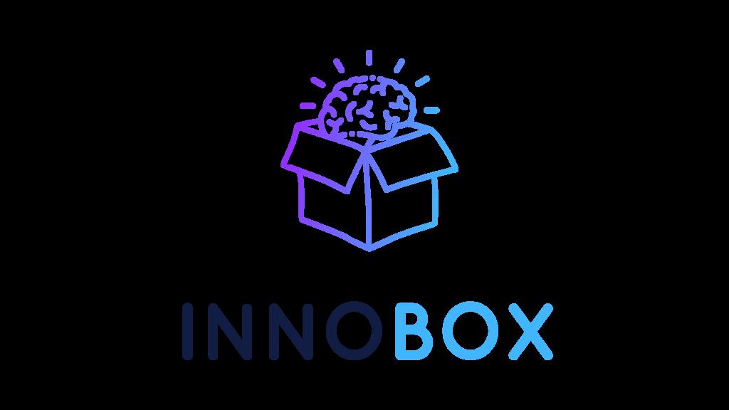 InnoBox Logo 01 Full colour dark